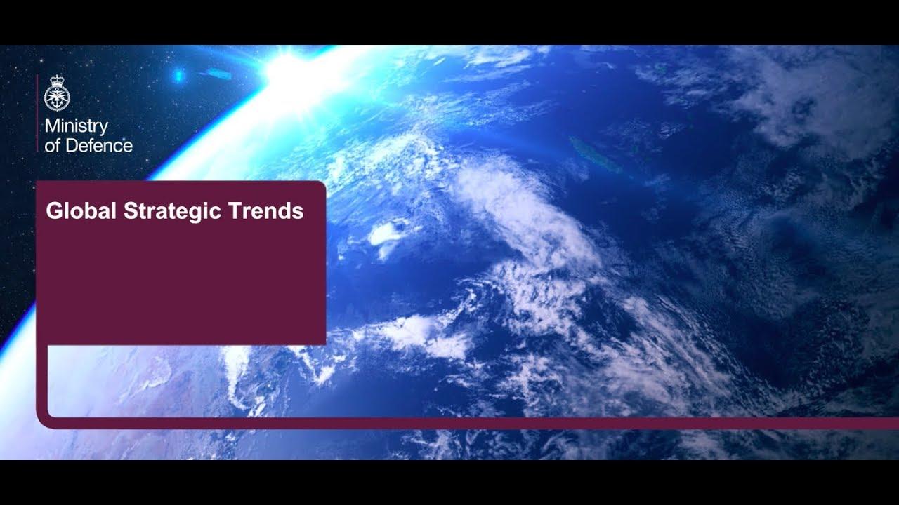 اتجاهات سِتْراتيجية عالمية (حتى عام 2050) | بالإنكليزية