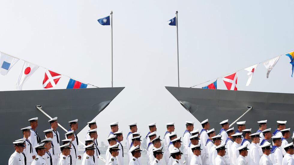 تايوان تتطلع إلى إتمام صفقة صواريخ أمريكية جديدة مضادة للسفن في عام 2023