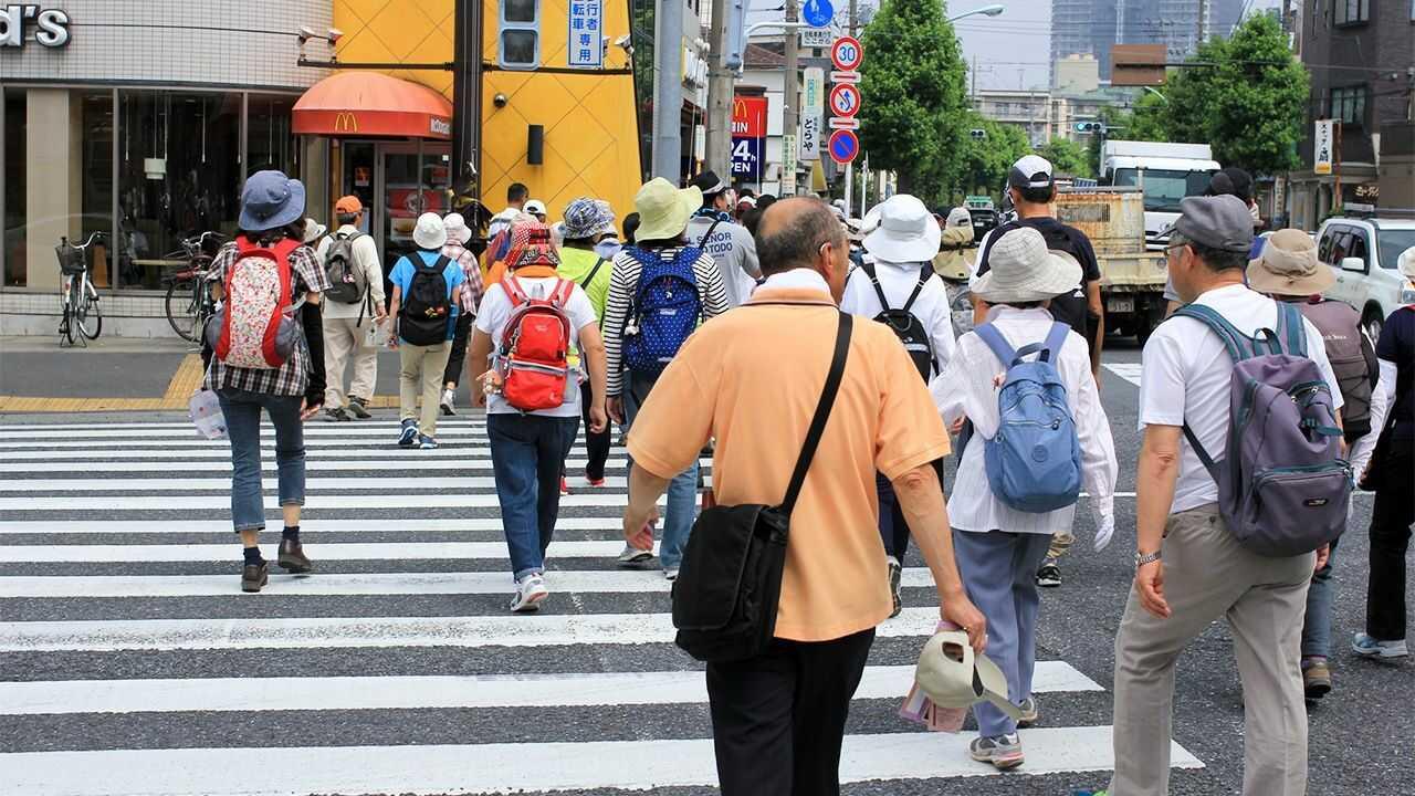 دراسة: انخفاض عدد سكان اليابان بأكثر من 20 مليون نسمة عام 2045