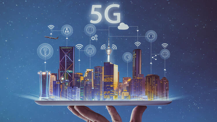 ملياري متصل بشبكة الجيل الخامس 5G بحلول 2025