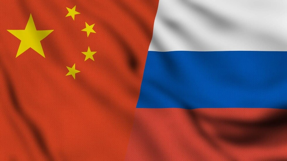 تجارة روسيا الصين